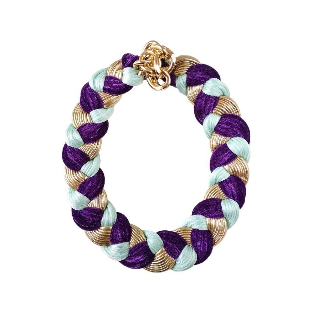 Purple Velvet Queen Tamaño 50 cm de largo x 3,0 cm de ancho.