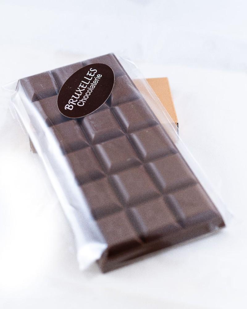 Bruxelles - Barra chocolate de leche Barra 120 grs aprox.