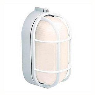 Tortuga exterior Reja 1 luz Blanca