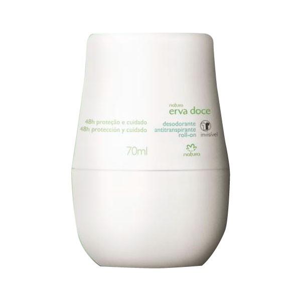 Desodorante antitranspirante roll-on  invisible
