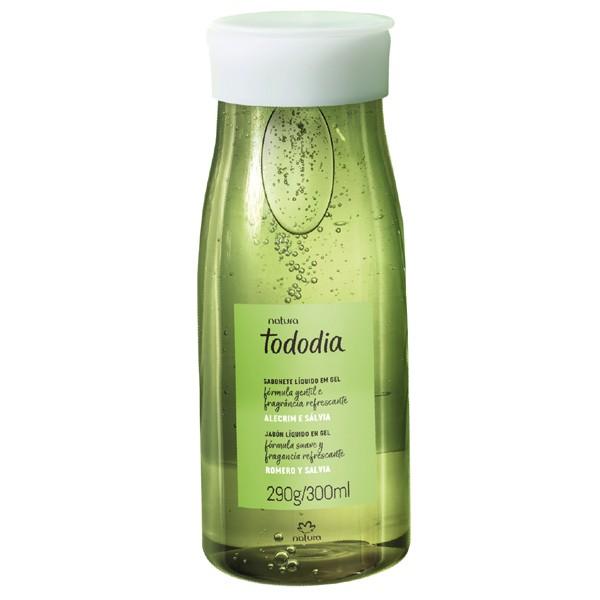 Jabón líquido corporal romero y salvia