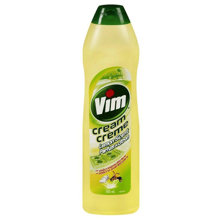 Cream lemon scent 250 g