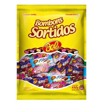 Chocolate bombons sortidos