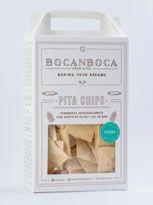 Pita chips original 200 gramos