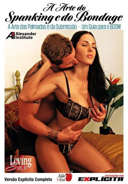 Dvd a arte do spanking e bondage