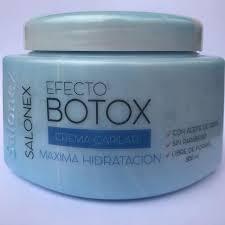 Efecto botox maxima hidratacion