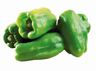Pimentão verde A granel