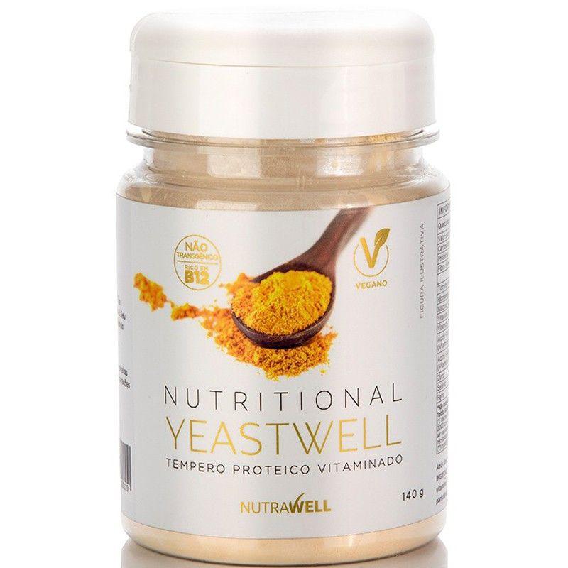 Levedura nutritional yeast - 140g