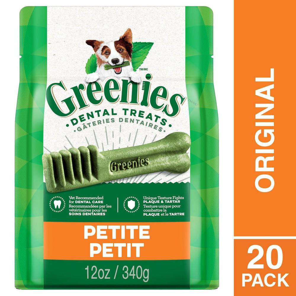 Dental dog treats 340 g