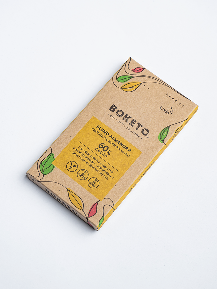 Barra 60% cacao