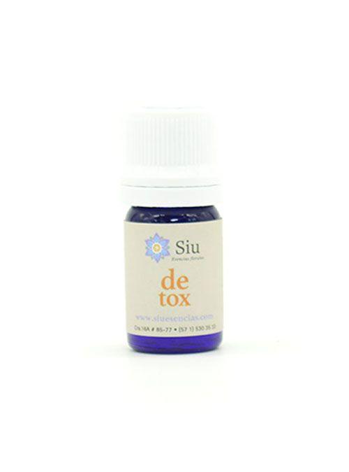 Activador detox Frasco 5 ml