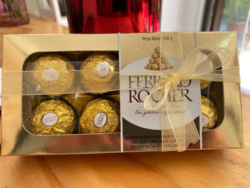 Chocolate caja de 100gr