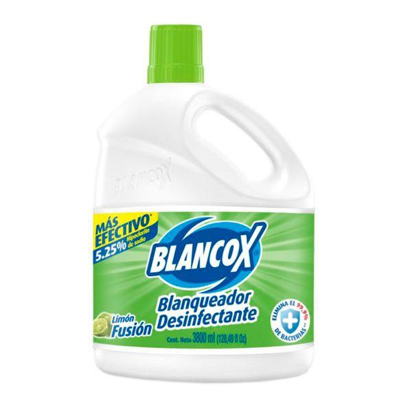 Blanqueador desinfectante limón fusión 3,8 L