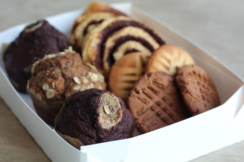 Cake Box box