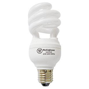 Ampolleta ahorro 13 Watts Luz fría Espiral