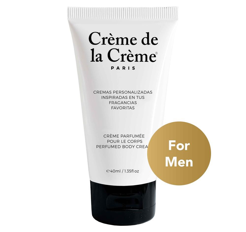 Crema inspirada en 1 million for men by paco rabanne 40ml
