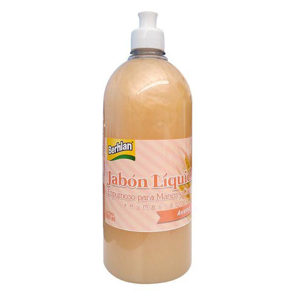Jabón de manos líquido 1000 ML