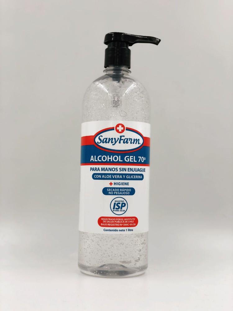 Alcohol gel 1 L