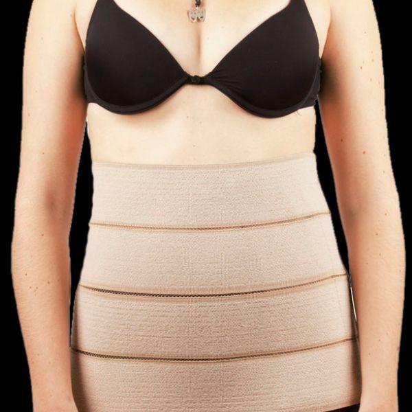 Faja abdominal blunding talla L 10x20x30 cm