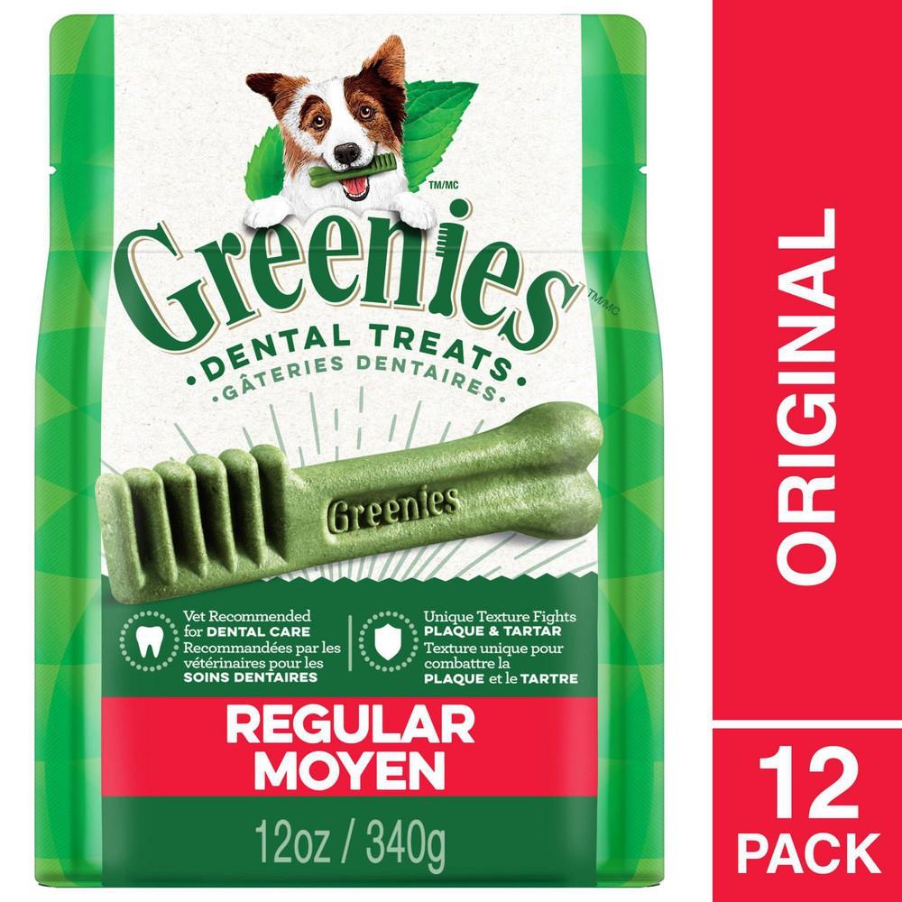 Regular dental treats 340 g