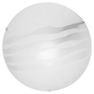 Plafón Circular Greka Creta 1 luz