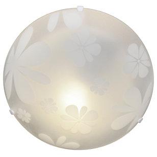 Plafón Circular Dalila 1 luz