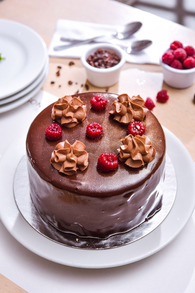 Torta de chocolate 240 g