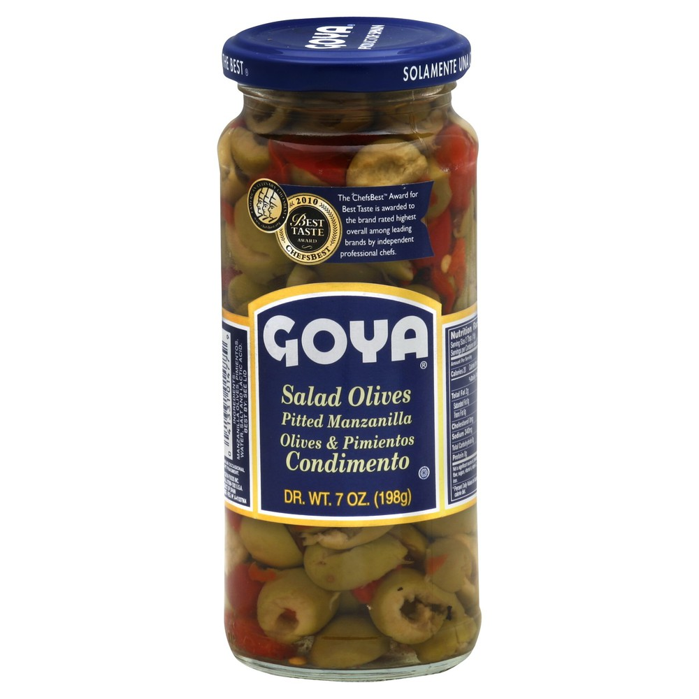 Salad Olives 7 oz