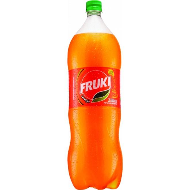 Refrigerante laranja