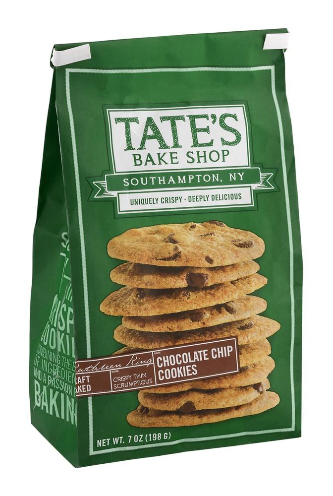 Crispy Thin Chocolate Chip Cookies 7 oz
