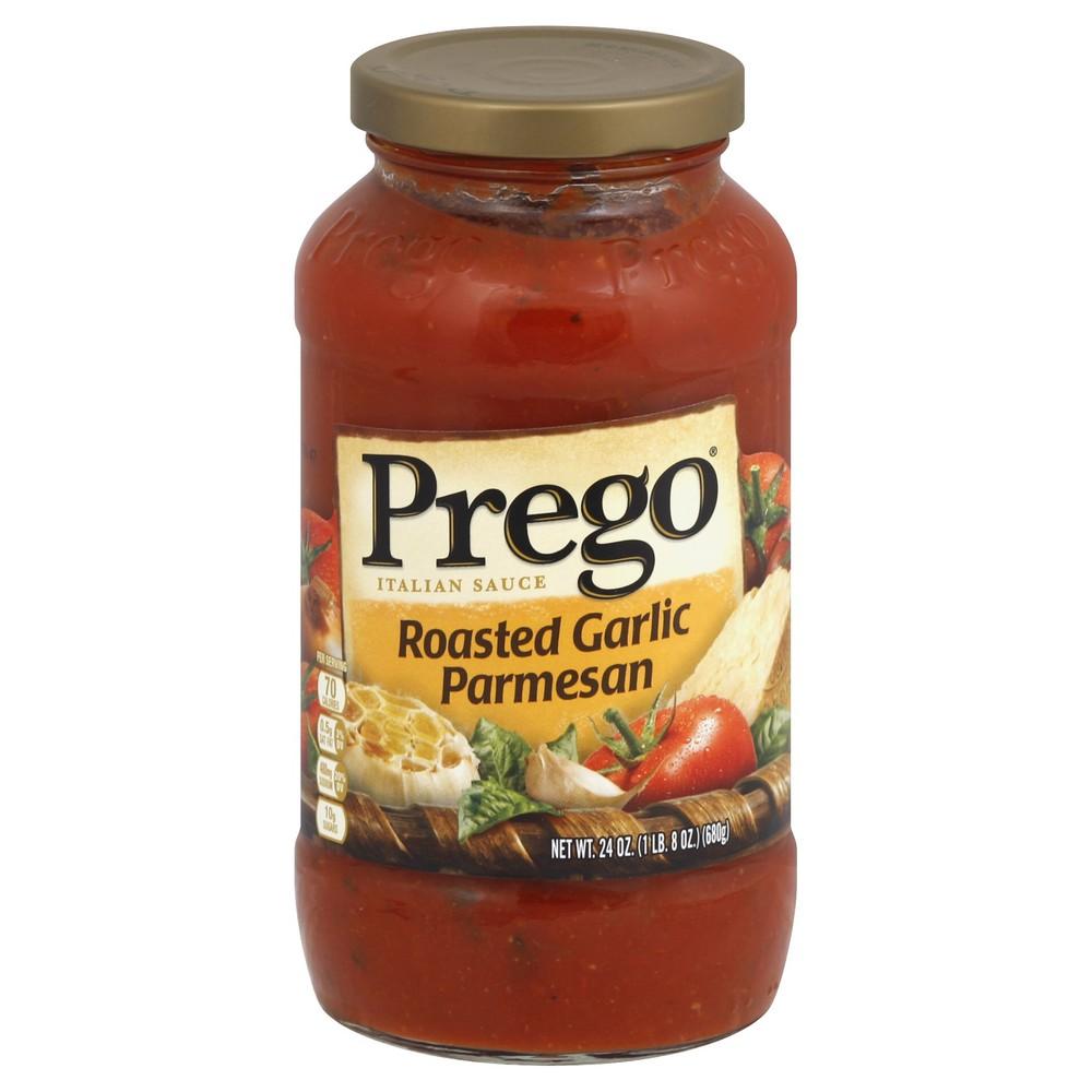 Roasted Garlic Parmesan Sauce 24 oz