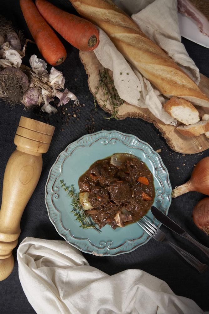 Boeuf bourguignon 250 gr