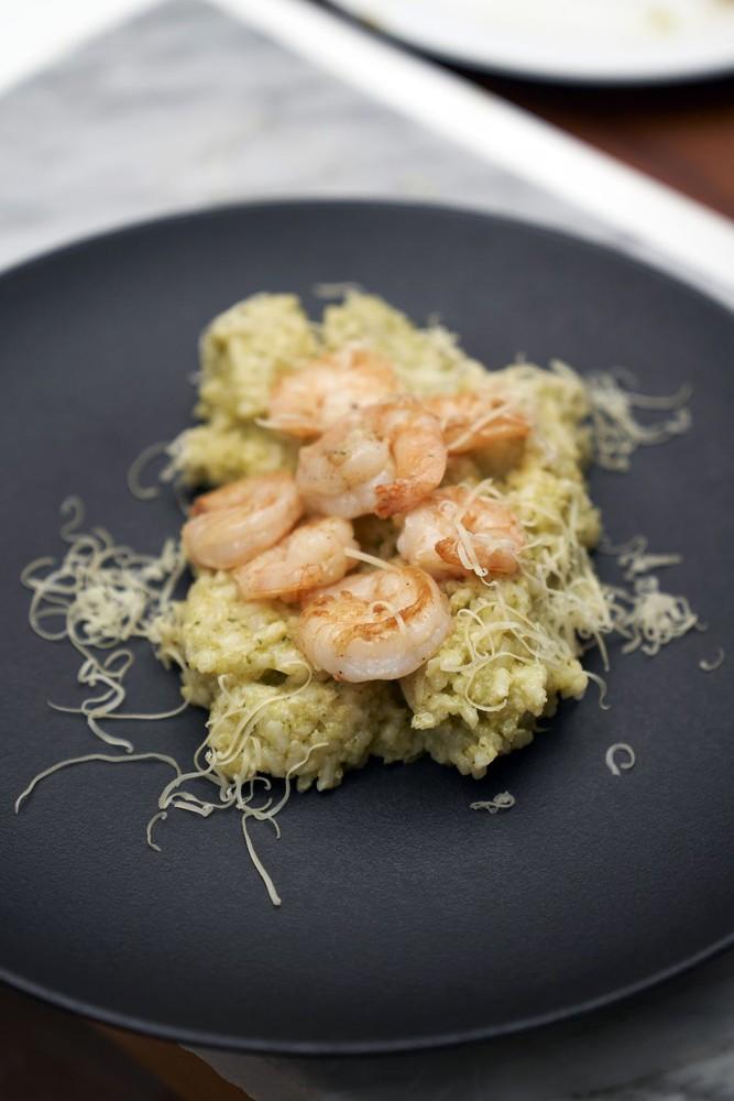 Risotto de camarón 250 gr
