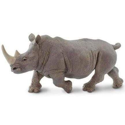 Rinoceronte blanco grande coleccionable