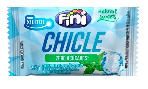 Goma de máscar Natural Sweets zero açúcares