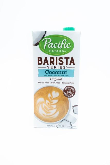 Barista blend coconut milk