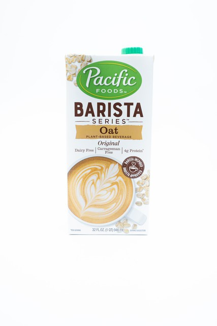 Barista blend oatmilk