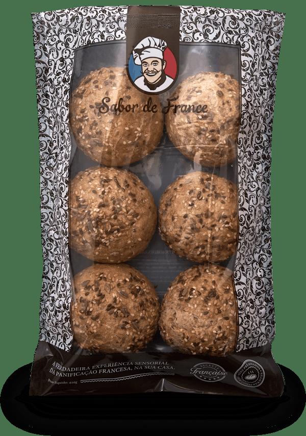 Pao mini 6 cereales 410g