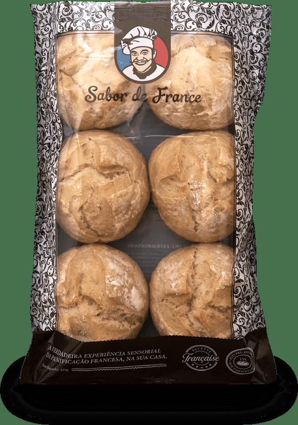 Pão mini milho