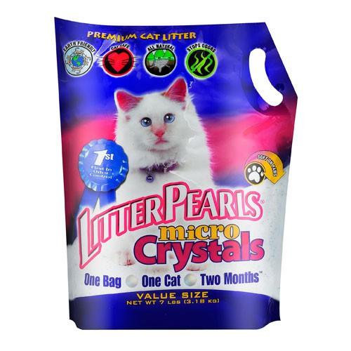 Arena sanitaria para gatos littler pearls