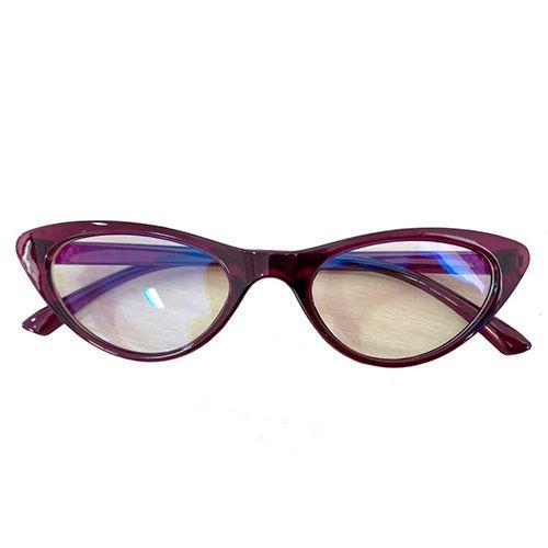 Lentes ópticos mujer violeta - grado 2,5 Unidad