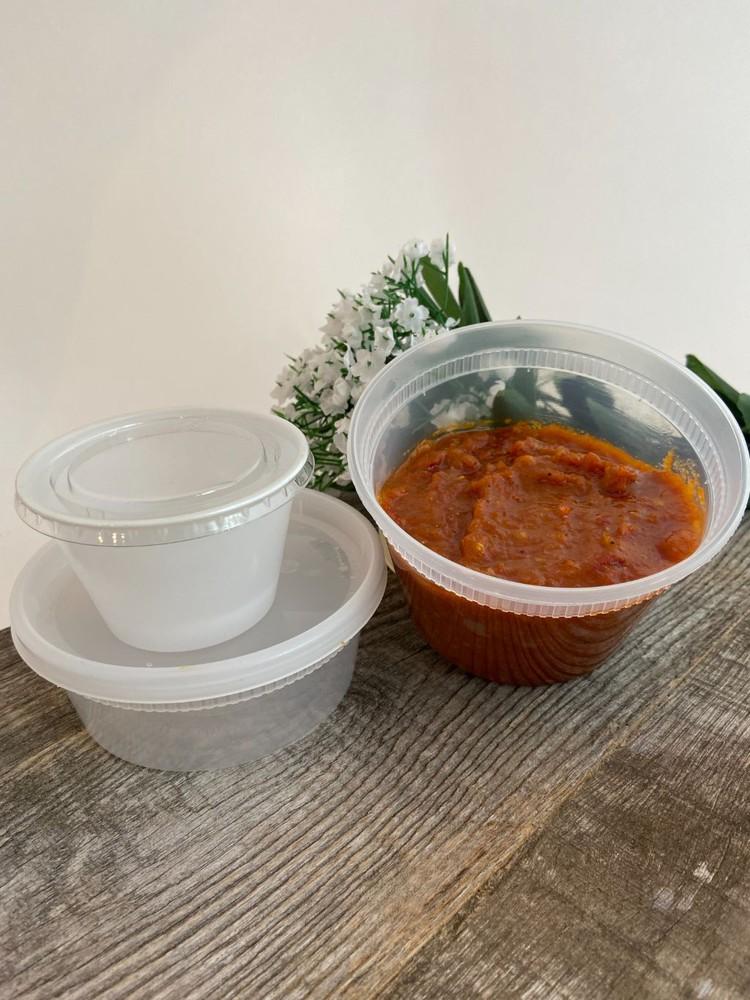 Sundried Tomato Pesto (medium) 8 oz.