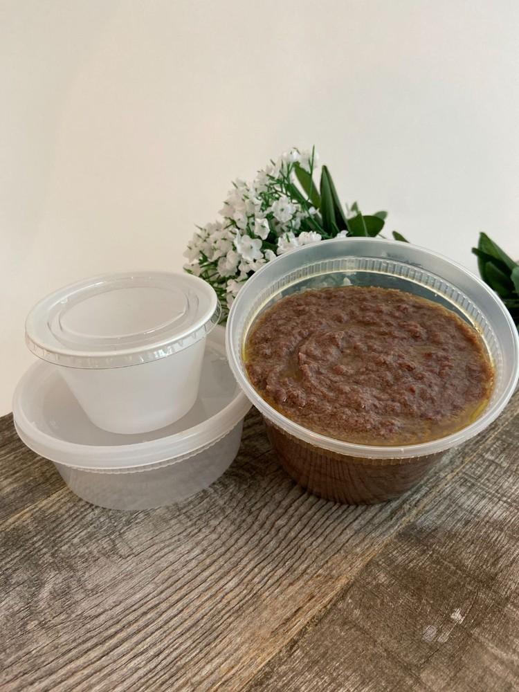 Black Olive Tapenade (small) 5.5 oz