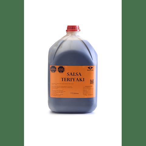 Salsa teriyaki 250 ml