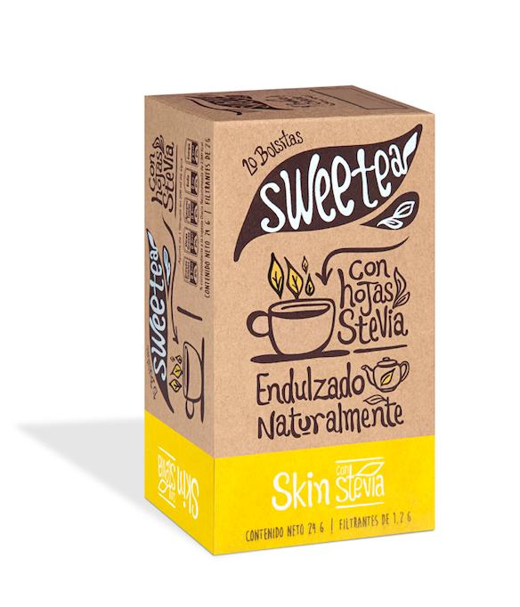 Skin caja 20 bolsitas