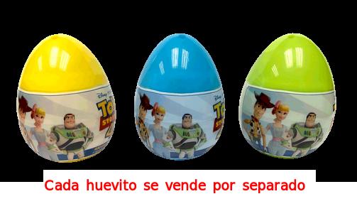 Disney toy story 4 huevo sorpresa