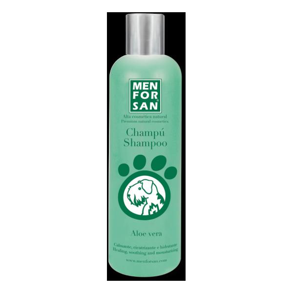 Menforsan champú shampoo aloe vera