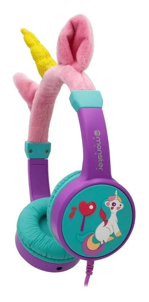 Audífono con micrófono Unicornio CK01M