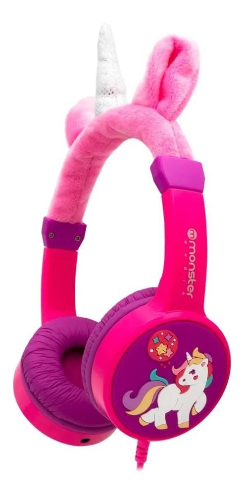 Audífono con micrófono Unicornio CK01P
