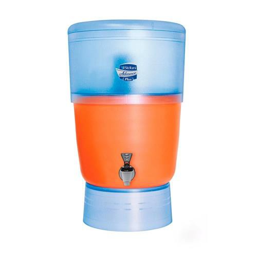 Filtro de água doméstico advanced plus